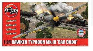 """AirFix - Hawker Typhoon Mk.IB """"Car Door"""" - 1/24"""