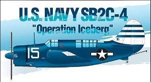 "Academy - U.S. Navy SB2C-4 ""Operation Iceberg"""