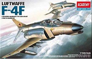Academy - Luftwaffe F-4F Phantom II - 1/144