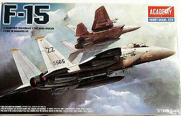 Academy - F-15 - 1/144
