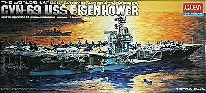 Academy - CVN-69 USS Einsenhower - 1/800