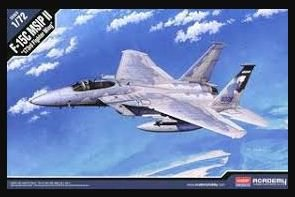 "Academy - F-15C MSIP II ""173rd Fighter Wing"" - 1/72"