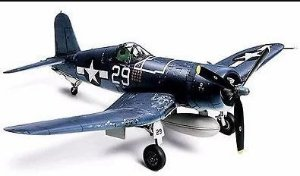 Academy - U.S. Navy Fighter F4U-1 - 1/72
