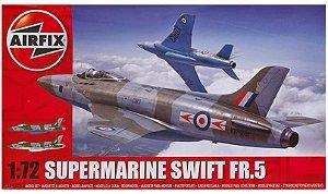 AIRFIX - SUPERMARINE SWIFT RR MK5 - 1/72