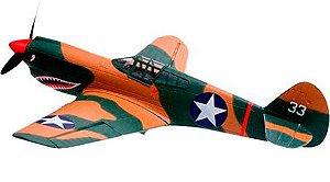 P-40 RTF - Elétrico - Env.: 645 mm