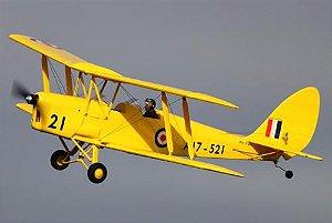 Tiger Moth RTF - Elétrico - Env.: 560 mm