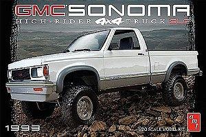 GMC Sonoma 4x4 1993 - 1/20