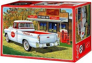 AMT - Chevy Cameo Pickup 1955 (Coca-Cola) - 1/25