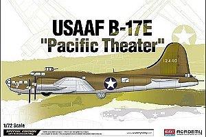 "Academy - USAAF B-17E ""Pacific Theater"" - 1/72"