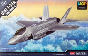 Academy - USAF F-35A Joint Strike Fighter - 1/72