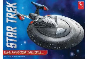 Star Trek USS Enterprise 1701-E - 1/1400 - NOVIDADE!