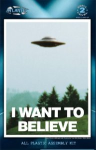 Disco voador I Want to Believe - Foto 494 UFO Billy Meier - Com luzes - 5 polegadas