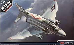 "Academy - USN F-4J ""VF-102 Diamondbacks"" - 1/48"