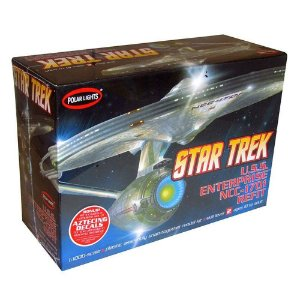 Star Trek USS Enterprise NCC-1701-A Refit - 1/1000