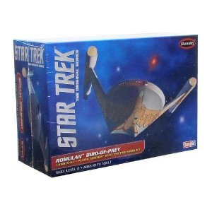 Star Trek Romulan Bird of Prey - Snap - 1/1000 - NOVIDADE!