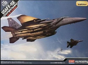 "Academy - USAF F-15E ""333rd Fighter Squadron"" (Modleer's Edition) - 1/72"