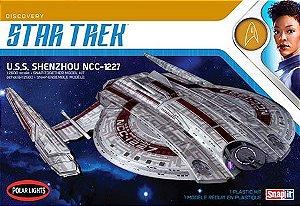 POLAR LIGHTS - Star Trek USS Shenzhou (Snap) - 1/2500