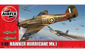 AIRFIX - HAWKER HURRICANE MK.I - 1/48