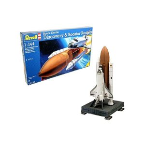 REVELL - Ônibus Espacial Discovery - 1/144