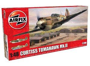 AIRFIX - CURTISS TOMAHAWK MK. II - 1/48