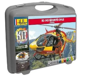 HELLER - EUROCOPTER EC-145 SECURITE CIVILE - 1/72