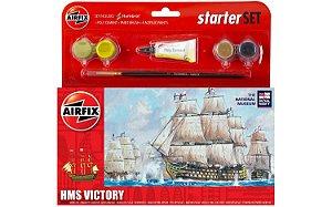 AIRFIX - HMS VICTORY STARTER SET