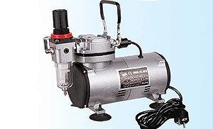 FENGDA - Minicompressor (bivolt) - Sem tanque - NOVIDADE!