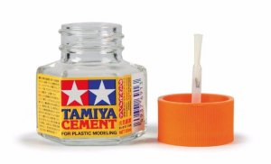 TAMIYA - CEMENT - COLA LÍQUIDA - 20ML
