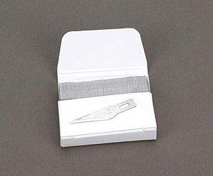 HORIZON -  Caixa de lâminas para estilete #11 (100) - NOVIDADE!