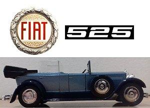 Solido - Fiat 525 - 1/43