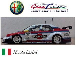 Minichamps - Alfa Romeo 155 V6 Ti  ITC - 1/43