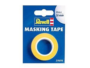 REVELL - Fita semiadesiva para máscara de pintura (Masking Tape) - 20mm