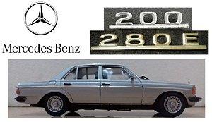 Minichamps - Mercedes-Benz 200-280E - 1/43