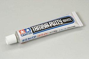 Massa Putty para plastimodelos - Branca - 32 g - NOVIDADE!