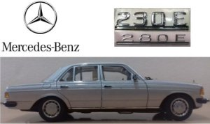 Minichamps - Mercedes-Benz 230E-280E - 1/43