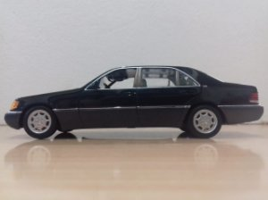 Minichamps - Mercedes-Benz 600 SEL - 1/43