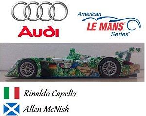 Minichamps - Audi R8 American Le Mans Series - 1/43