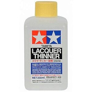Solvente Tamiya Lacquer Thinner - 250 ml - NOVIDADE!