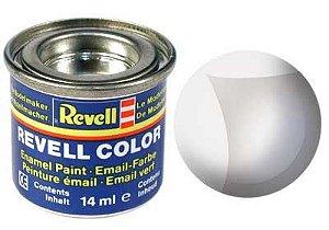 Tinta Revell para plastimodelismo - Verniz transparente brilhante - esmalte sintético - 14ml