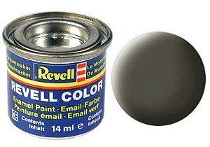 Tinta Revell para plastimodelismo - Esmalte sintético - Oliva NATO/OTAN fosco - 14ml