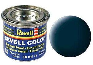 Tinta Revell para plastimodelismo - Esmalte sintético - Cinza granito fosco - 14ml