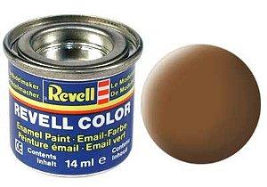 Tinta Revell para plastimodelismo - Esmalte sintético - Terra escuro - 14ml