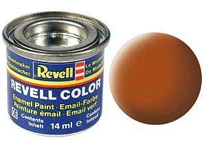 Tinta Revell para plastimodelismo - Esmalte sintético - Marrom fosco - 14ml