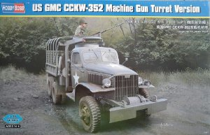 HOBBY BOSS - CCKW-352 Machine Gun Turret Version - 1/35 - NOVIDADE!