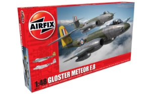 AIRFIX - GLOSTER METEOR F.8 - 1/48