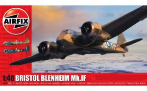 AIRFIX - Bristol Blenheim Mk.IF - 1/48