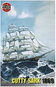 AIRFIX - CUTTY SARK 1869 - 1/130