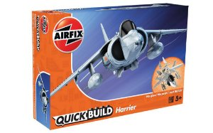AIRFIX QUICK BUILD - HARRIER
