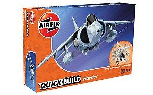 AirFix - British Aerospace Harrier (Quick Build)