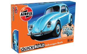AIRFIX QUICK BUILD - VW BEETLE